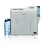 MagiCard model Prima4 Re-transfer printer