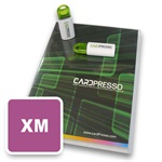 CARDPRESSO XM: Design- og print software - Win og Mac kompatibel