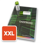 CARDPRESSO XXL: Design- og print software - Win og Mac kompatibel