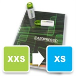 CARDPRESSO XS: Design- og print software - Win og Mac kompatibel